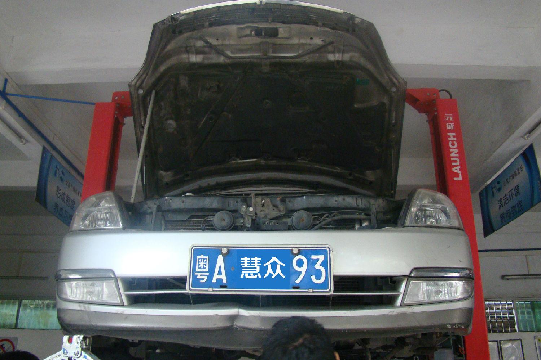 06年款 天籁2.3  4速自动变速箱 冷车不走车 行驶无力故障维修案例