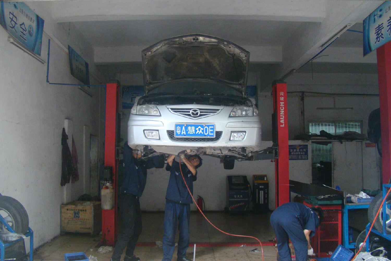 普力马自动变速箱倒挡冲击故障维修案例