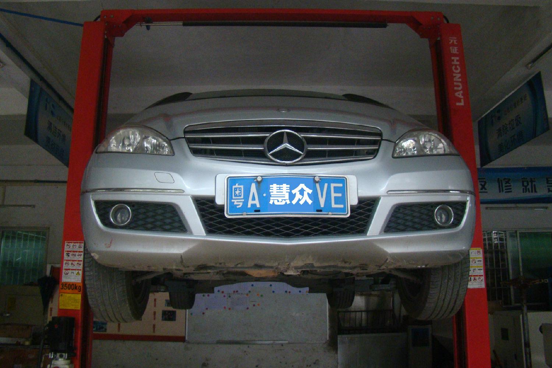 A160轿车无级变速器仪表显示变速器故障灯点亮故障维修案例