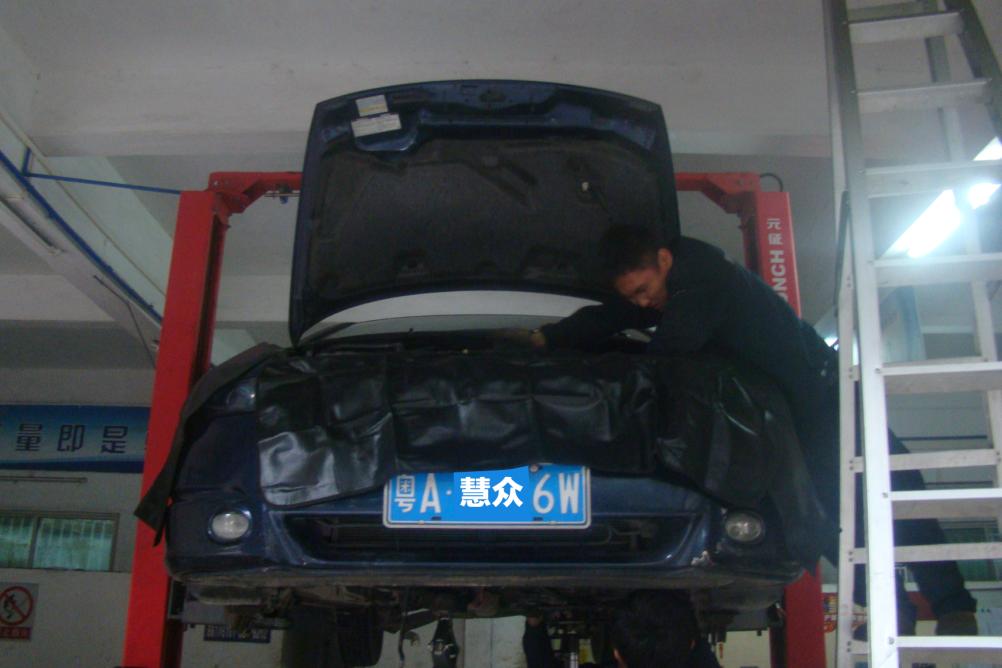 奥德赛自动变速器换挡冲击故障维修案例