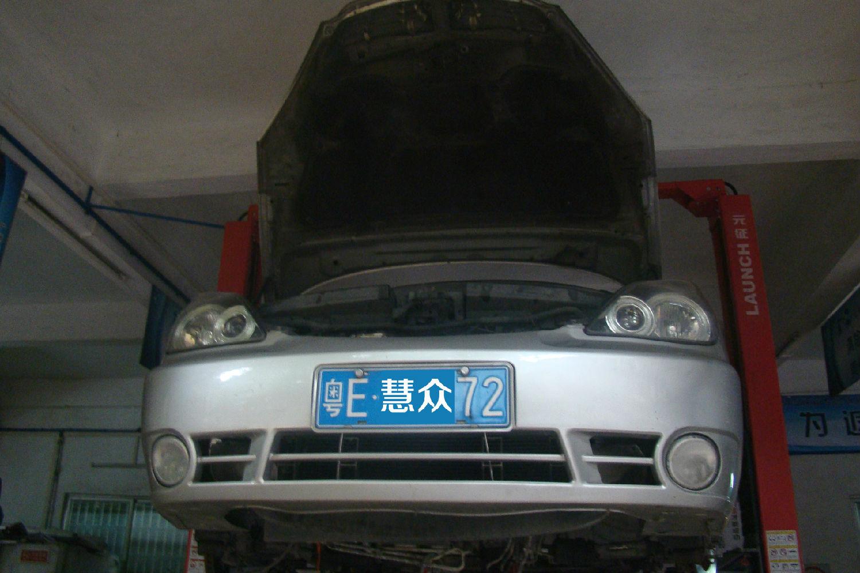GL8商务车自动变速器起步困难故障维修案例