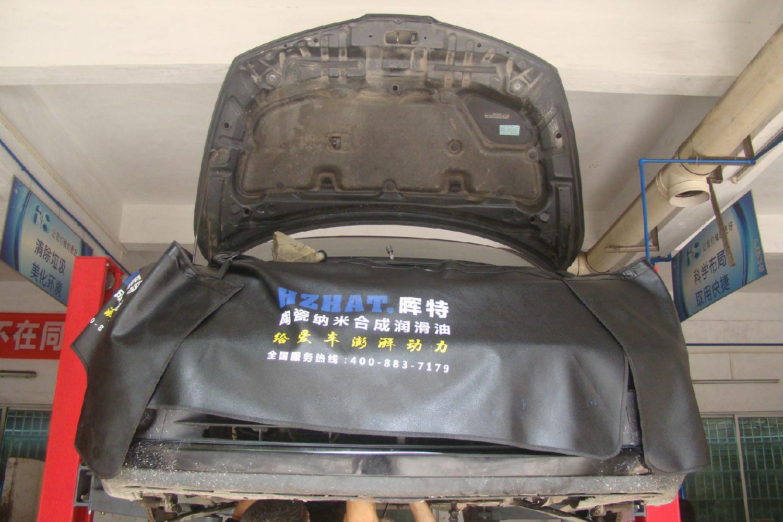 骐达更换变速器破损部件后不能行驶故障维修案例