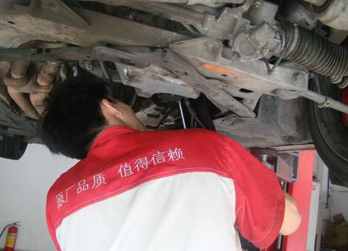慧众宝马汽车自动变速箱维修