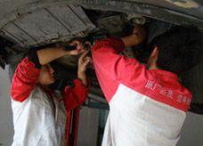 GL8自动变速箱维修解说车辆行驶时冲击
