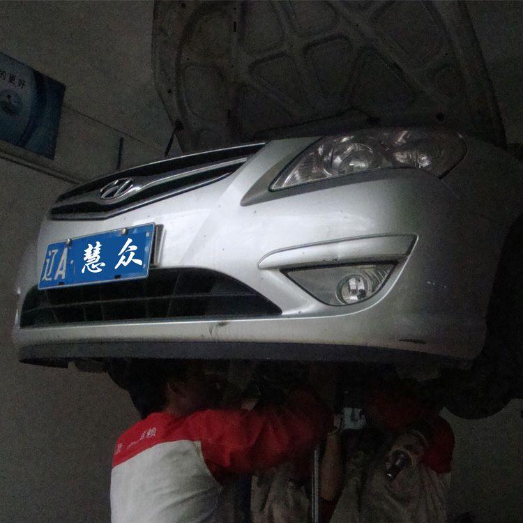 北京现代伊兰特故障