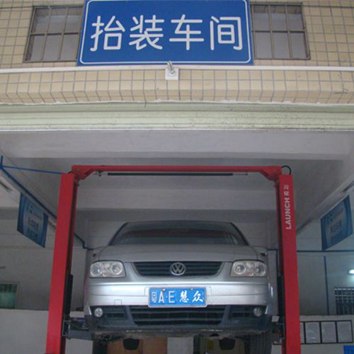 上海大众桑塔纳变速器故障