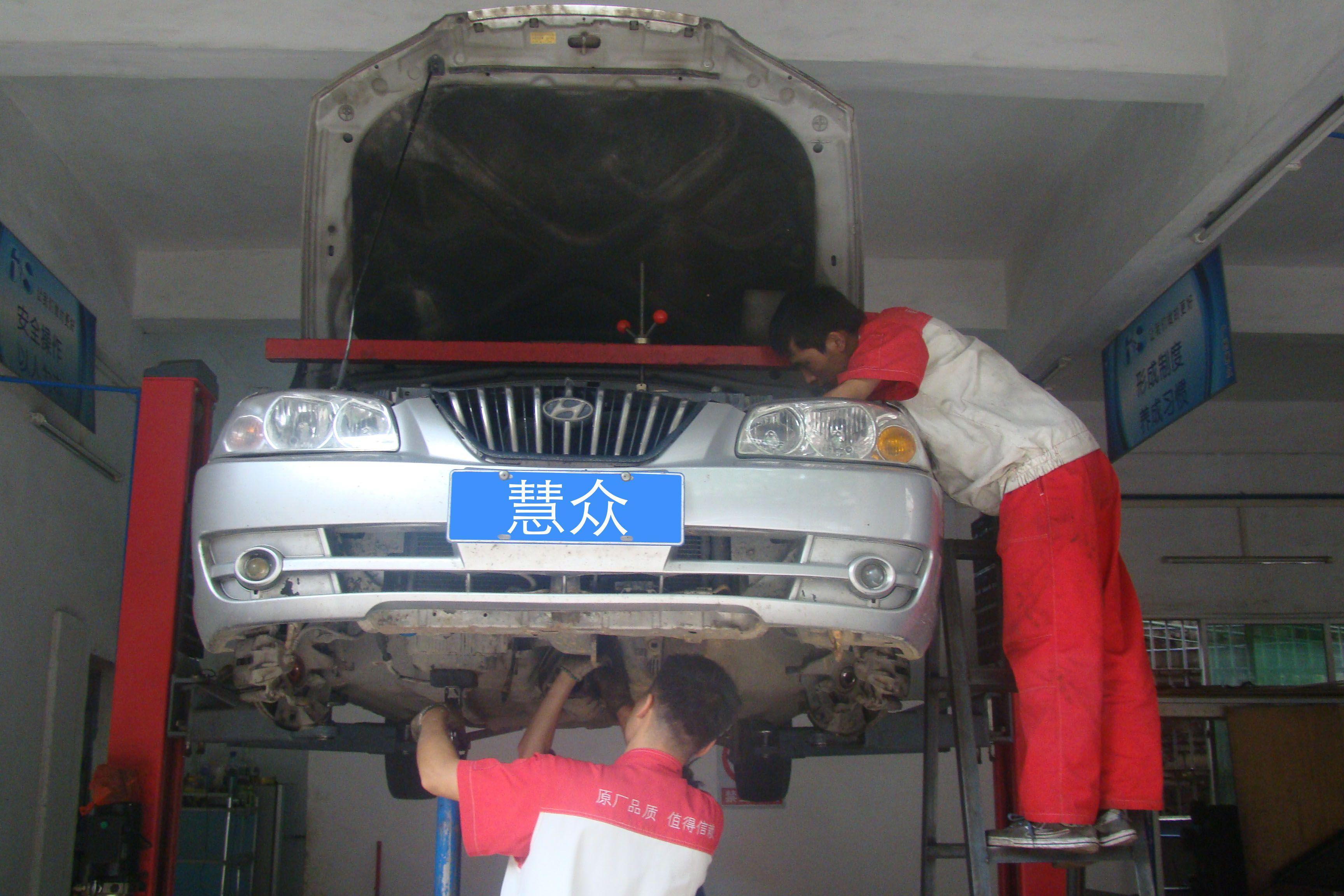 伊兰特自动变速器频繁跳档车辆发耸结果是节气门位置传感器损坏导致!